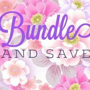Hey beautiful people!Bundle to save!